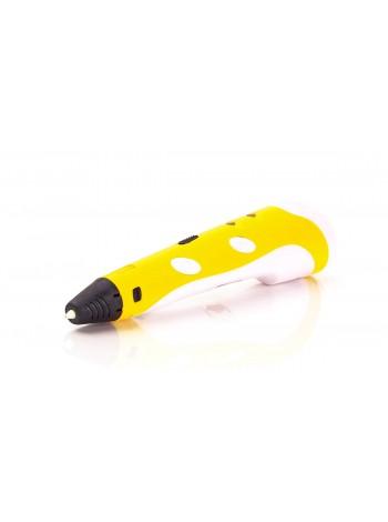 3D ручка Spider Pen START Желтый