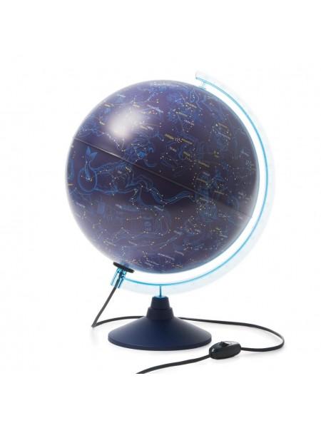 Глобус GLOBEN звездное небо с подсветкой 32 см