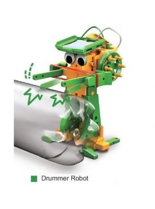 Набор 6 в 1 Солнечный робот. Механический конструктор. Сделай сам