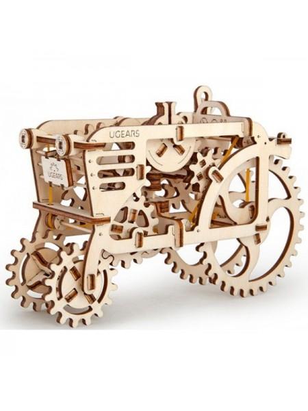 Трактор конструктор UGEARS