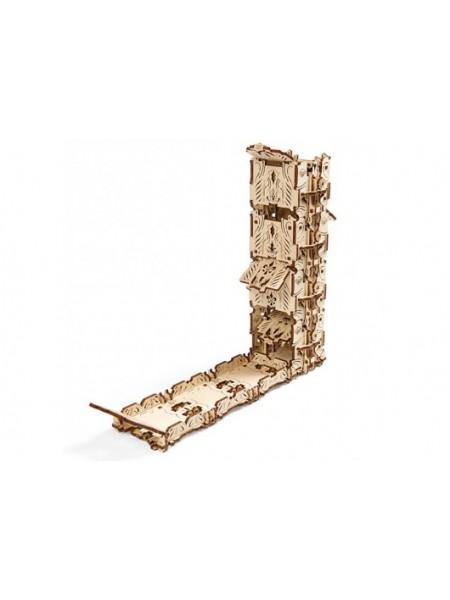 Сборная модель Ugears Модульный Дайс-Тауэр