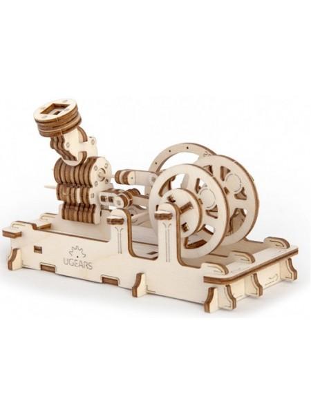 Сборная модель Ugears Пневматический двигатель