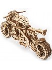 Сборная модель UGEARS Мотоцикл Scrambler UGR-10