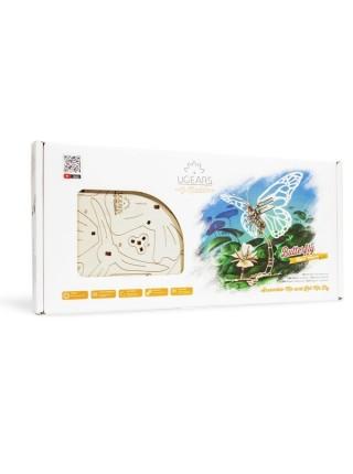 Сборная модель Ugears Бабочка