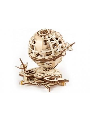 Сборная модель Ugears Глобус UGEARS