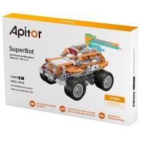 Apitor SuperBot Электронный программируемый робот конструктор
