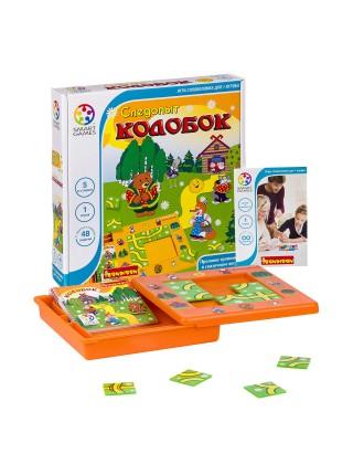 «Следопыт, Колобок» настольная игра BONDIBON