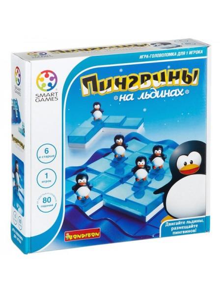 «Пингвины на льдинах» настольная игра BONDIBON