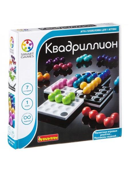 Квадриллион Логическая игра Bondibon