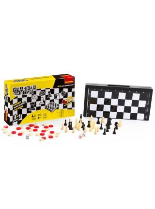 Нарды, шашки, шахматы - набор игр BONDIBON
