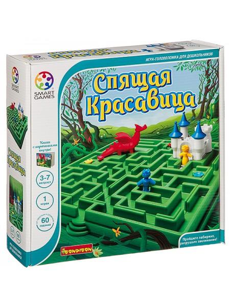 «Спящая красавица» логическая игра BONDIBON