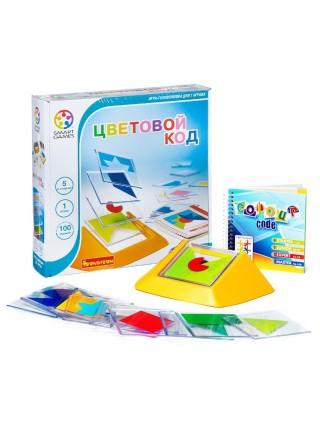 «Цветовой код» логическая игра BONDIBON