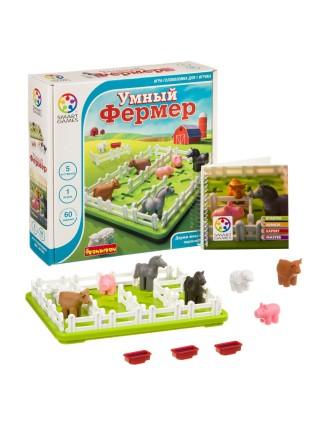 «Умный фермер» настольная игра BONDIBON