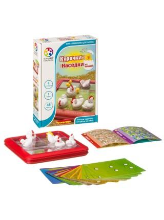 «Курочки-Наседки для малышей» логическая игра BONDIBON