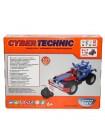 Конструктор CyberTechnic 2в1 531 деталей (CYBER TOY C51002W)