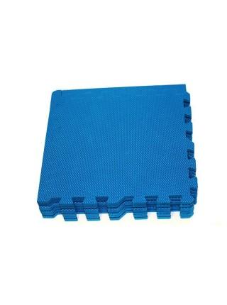 Мягкий пол универсальный (9 пазлов, 33×33 см) ECO COVER