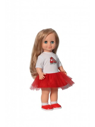 Кукла «Анна яркий стиль 1» (озвученная) ВЕСНА