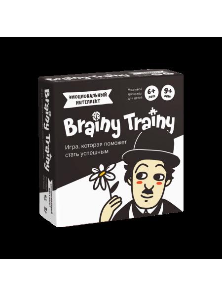 Эмоциональный интеллект Игра-головоломка BRAINY TRAINY