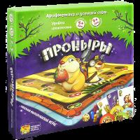 Проныры Развивающая игра БАНДА УМНИКОВ