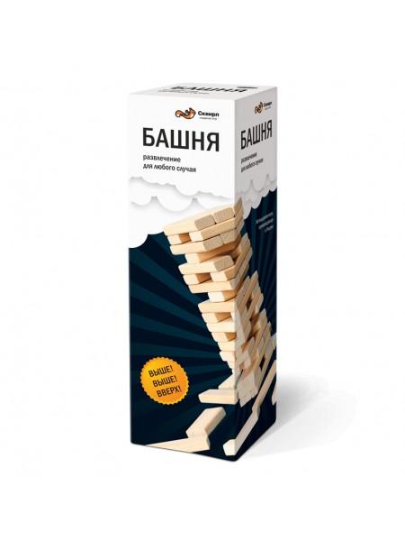 Башня Настольная игра СКВИРЛ