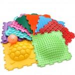 Массажный коврик ортопедический  коврик для детей ОРТО