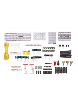 Электроника для начинающих (часть 2) Электронный конструктор Амперка