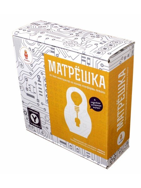 Матрёшка Y (Iskra) Электронный конструктор Амперка