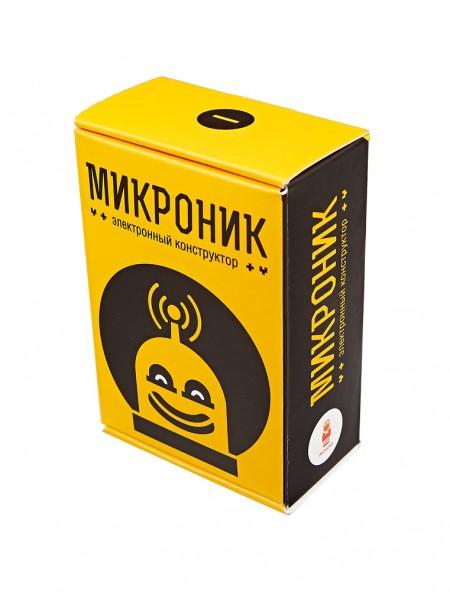 Микроник Электронный конструктор Амперка