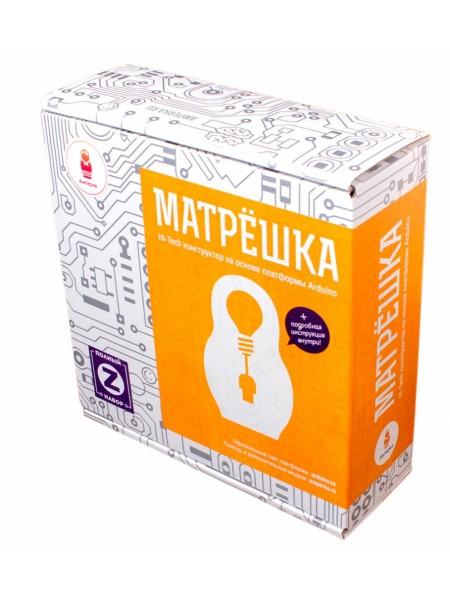 Матрешка Z (Iskra) Электронный конструктор Амперка