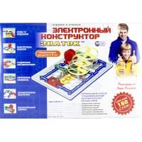 180 схем «ЗНАТОК» Электронный конструктор