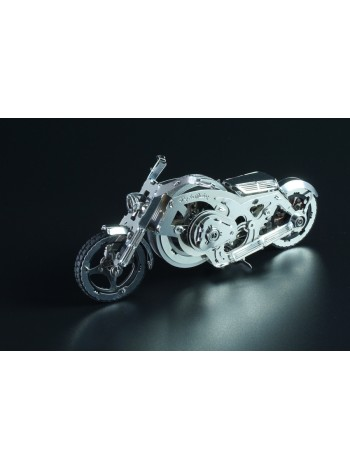 Chrome Rider TimeforMachine