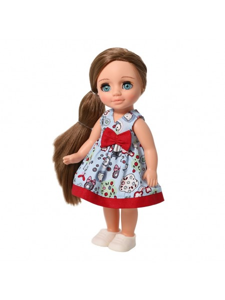 Кукла Ася летнее настроение ВЕСНА