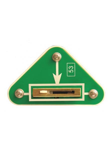 Деталь №53, Переменный резистор (реостат)