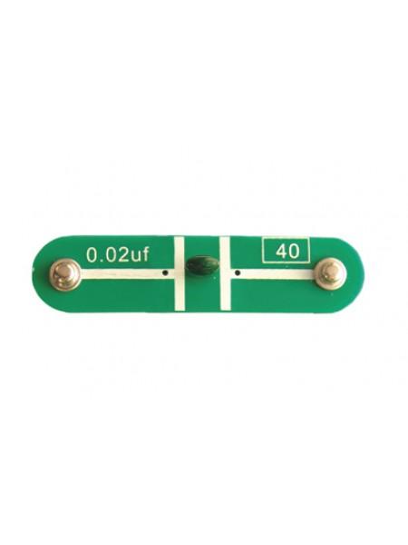 Деталь №40, C1, Конденсатор 0.02 мкФ