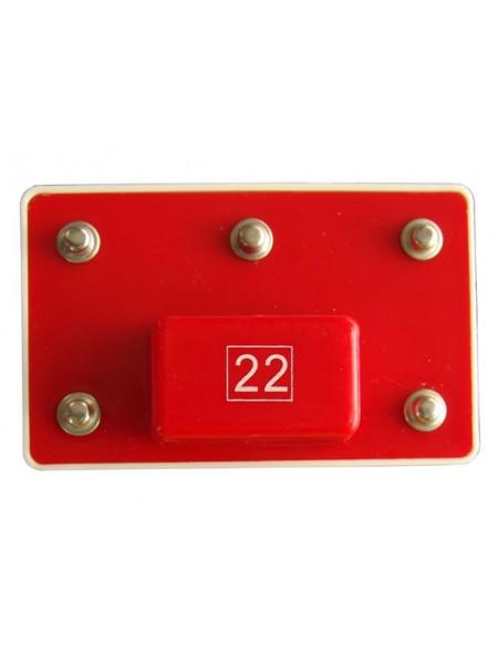 Деталь №22, ИС сигнальная
